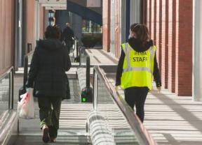Se estabiliza la cifra de fallecidos en Madrid