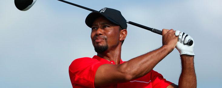 Tiger Woods: Más de una década de lesiones
