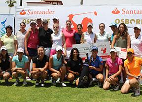 Destacada presencia española en el Santander Golf Tour