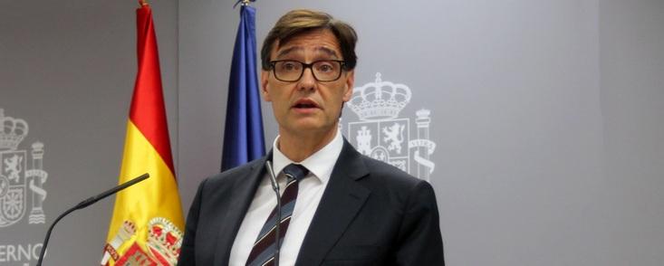 Illa confirma que España está en fase de 'estabilización'