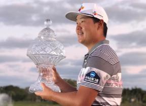 Primera victoria en el PGA Tour para el coreano Sungjae Im