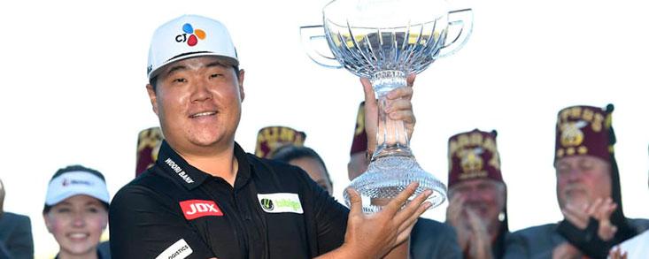 Sungjae Im gana con solvencia su segundo título en el PGA Tour