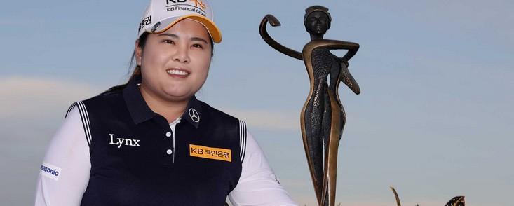 Inbee Park consigue una nueva victoria para el golf coreano en Estados Unidos