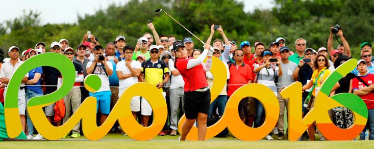 Inbee Park se proclama campeona olímpica