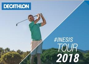 El golf de Decathlon mucho más cerca de todos con el Inesis Tour