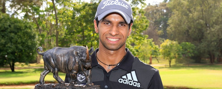 Buen décimo segundo puesto de Borja Virto y victoria para Aaron Rai