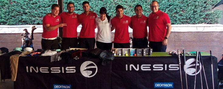 Excelente golf y todas las novedades de Inesis y Decathlon en Villamayor