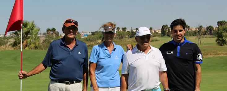 Sherry Golf acogió una nueva cita del circuito Decathlon