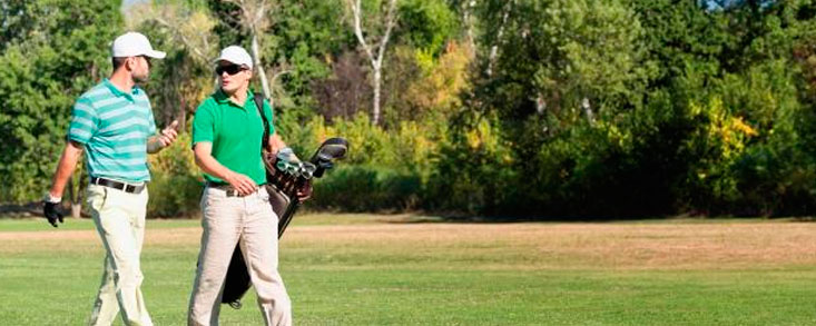 English & Golf, un progama en los campos de golf