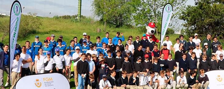 El Colegio Highlands El Encinar, campeón Interescolar de Madrid