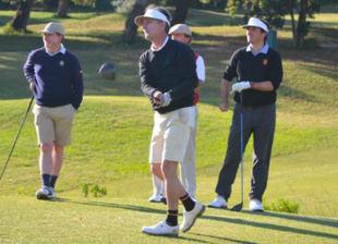 La élite mundial del golf sénior amateur se cita en Villaitana