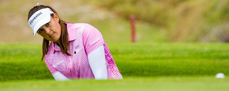 Cuatro jugadoras comparten el liderato en el Investec South African Women's Open