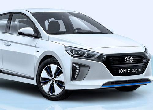 El futuro eléctrico más inmediato: Hyundai IONIQ