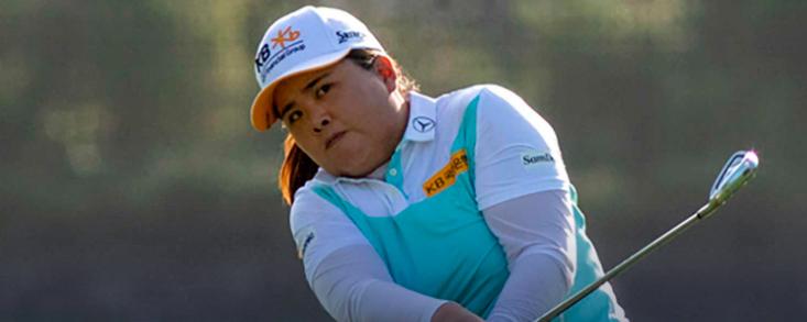 Park y Kim, duelo coreano en el torneo de campeonas de la LPGA