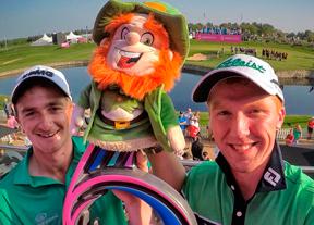 Irlanda se lleva el original torneo Golfsixers al superar a Francia en la final
