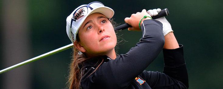 Nuria Iturrios se coloca en el top ten