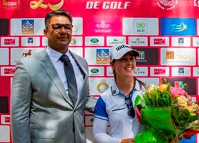 Nuria Iturrios y María Parra muy cerca de su primera victoria en el LET