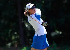 Nuria Iturrioz se estrena en un torneo del Grand Slam