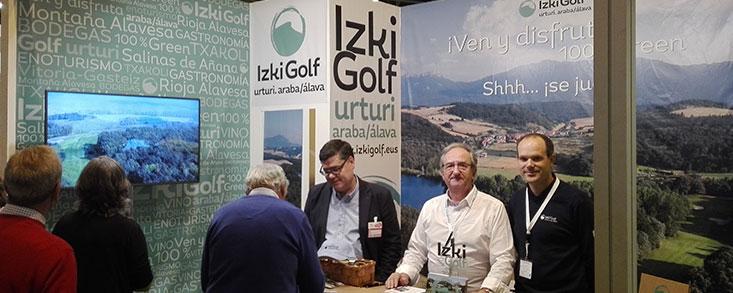 De visita por campos de golf en Unigolf