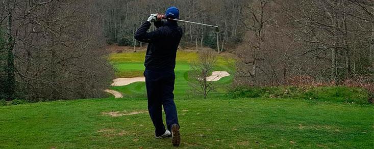 Jon Ander Sánchez: 'El punto fuerte de Izki Golf es ser un diseño de Seve en plena naturaleza'