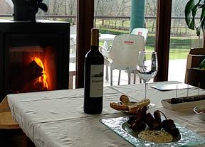 Naturaleza y gastronomía en Izki Golf