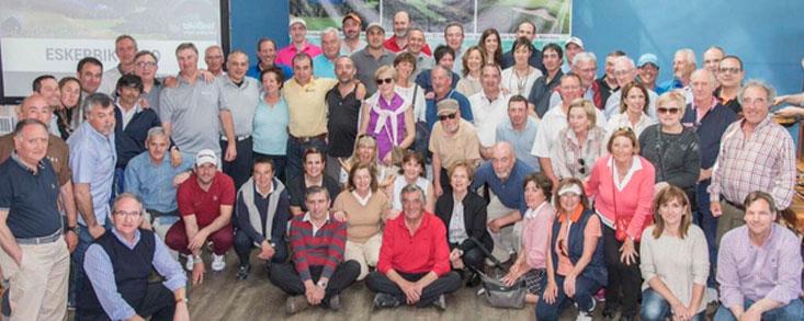 Izki Golf presenta el año a lo grande