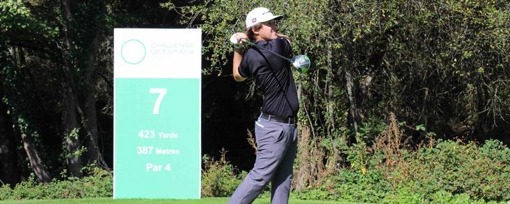 Juan Sarasti y David Borda, se dan un festín en Izki Golf