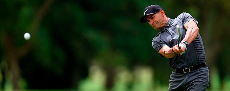 Paco Jémez salva la vida de un golfista en A Zapateira