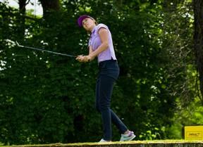 Pia Babnik se estrena en el Ladies European Tour con apenas 16 años