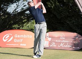 Jacobo Pastor contrataca en Sherry Golf