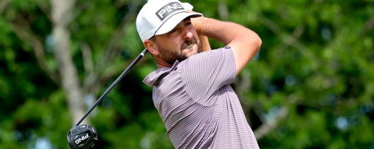 Stephan Jaeger saldrá el domingo con ventaja en el Visit Knoxville Open