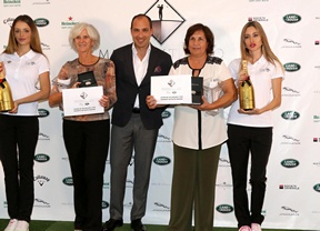 El Parador de Golf de El Saler acogió la gran final del Madera y Titanio Golf and Drive Dealer Tour