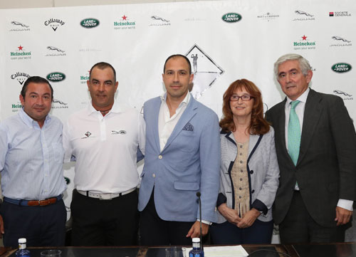 """Madera y Titanio Golf & Drive Delaer Tour'"