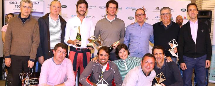 El circuito Jaguar Land Rover arranca con brillantez en el Encín Golf Hotel y con 144 jugadores