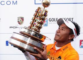 Thongchai Jaidee logra una nueva victoria en el Tour Europeo