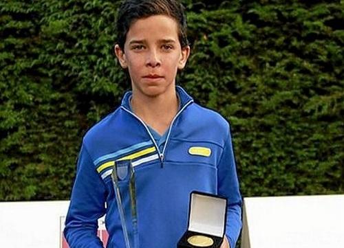Esteban Jaramillo, récord de precocidad en el Web.com