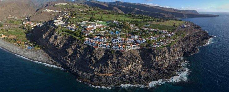 Un día grande para el turismo de La Gomera y el Hotel Jardín Tecina
