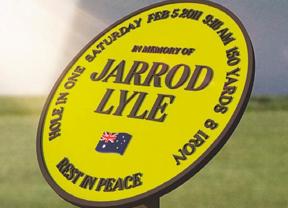 Un homenaje merecido a Jarrod Lyle en el WM Phoenix Open