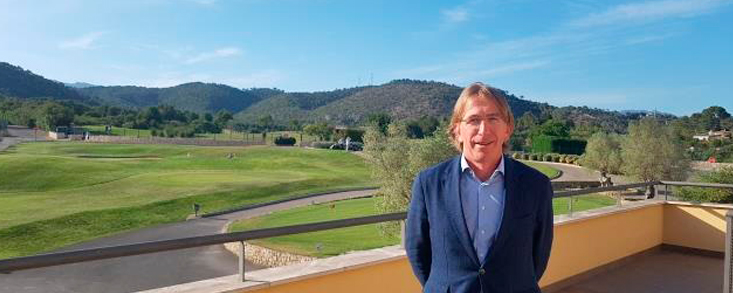 Bernardino Jaume, reelegido presidente