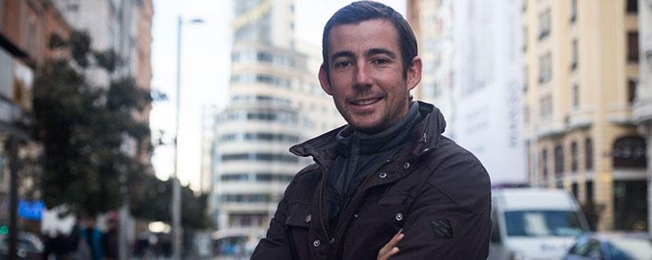 Javier Gallegos: 'Sé que tengo el nivel para estar en el Asian Tour'