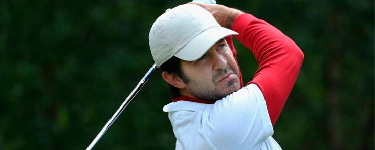 Jorge Campillo, el mejor español, a cinco golpes de la cabeza