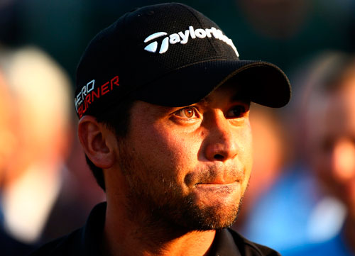 Jason Day sigue coleccionando top 5 en Majors