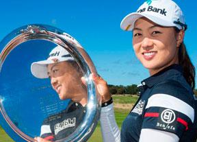 Minjee Lee gana en casa su segundo título en el Oates Vic Open