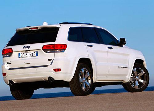 Apuesta segura con el Jeep Grand Cherokee 3.0 V6 CRD Overland