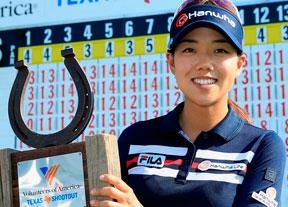 Jenny Shin se estrena en la LPGA