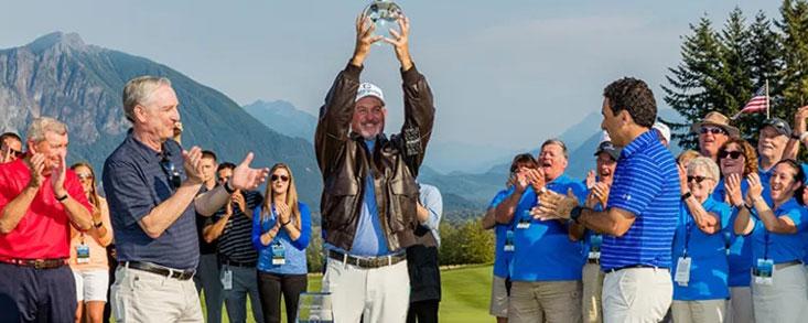 El rookie Jerry Kelly consigue su primera victoria en el Champions Tour