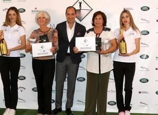 El Parador de Golf de El Saler acogió la gran final del Madera y Titanio Golf and Drive Dealer Tour