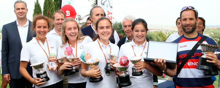 El Colegio Highlands jugará la final de la Liga Escolar por Madrid