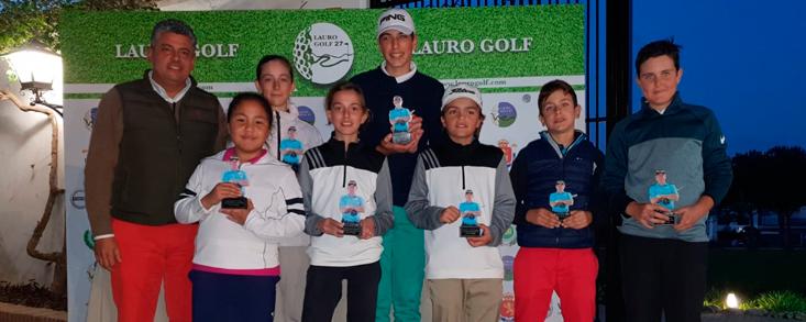 Gran inicio de temporada en Lauro Golf