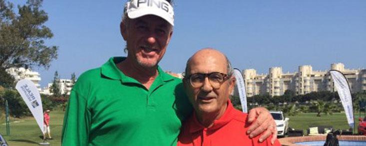 Estrecha relación entre la Escuela de golf de Elche y la Miguel Ángel Golf Academy